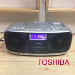 """Thumbnail of """"TOSHIBA 東芝 CDラジカセ CDプレイヤー カセットデッキ"""""""