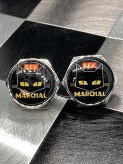 """Thumbnail of """"マーシャル 当時 旧車 ナンバーボルト アウトレット封印型 2個SET 送料込み"""""""