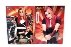 "Thumbnail of ""AKARI 2種セット BBM 女子プロレス 2020 2021 PURE-J"""