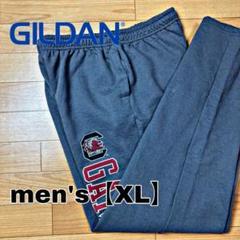 "Thumbnail of ""16【GILDAN】プリントスウェットパンツ【メンズXL】グレー"""