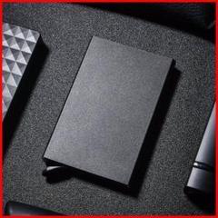 """Thumbnail of """"【値下げ】カードケース ポップアップ クレジット スキミング 磁気防止 スライド"""""""