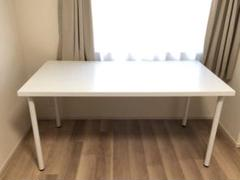 "Thumbnail of ""IKEA イケア  机 デスク テーブル LINNMON リンモン"""