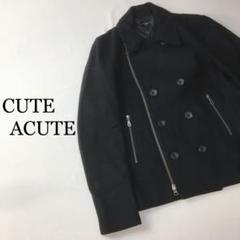 "Thumbnail of ""CUTE ACUTE キュートアキュート メンズ ブラック コート 冬"""