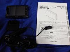 "Thumbnail of ""コムテック comtec レーダー探知機 ZERO 75V"""