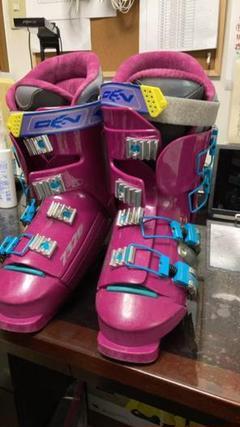 "Thumbnail of ""スキー靴"""