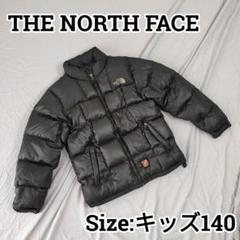 "Thumbnail of ""NORTH FACE ノースフェイス ダウンジャケット ブラック キッズ140"""