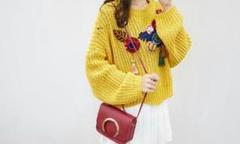 """Thumbnail of """"女性用のハンドバッグの本革ショルダーバッグが大人気です。6"""""""