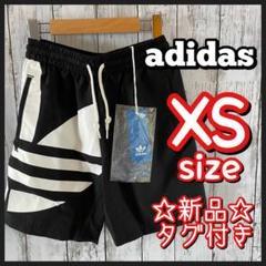 "Thumbnail of ""アディダス adidas 水着 水陸両用 ショートパンツ  デカロゴ XS"""