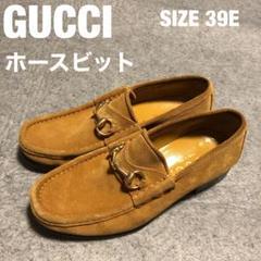 """Thumbnail of """"GUCCI グッチ ホースビット ローファー 革靴 スエード 39E メンズ"""""""