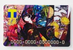 "Thumbnail of ""藤ちょこ 応援カード tカード 新品未使用"""