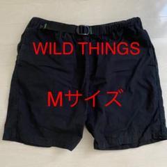 """Thumbnail of """"WILDTHINGS ワイルドシングス ショートパンツ ハーフパンツ Mサイズ"""""""