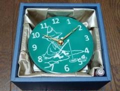 "Thumbnail of ""アントニオ・ザッカレラ/スナフキンPottery Clock"""