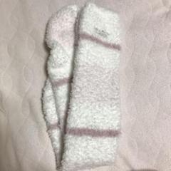 """Thumbnail of """"gelato pique ジェラートピケ もこもこロングソックス 靴下"""""""