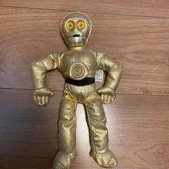 "Thumbnail of ""大幅値下げ入手困難STAR WARS  C-3POのぬいぐるみ Kenner社製"""