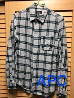 "Thumbnail of ""APCアーペーセー チェックシャツ"""