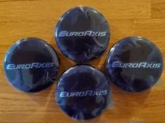 "Thumbnail of ""Euroaxis 新品センターキャップ4本"""
