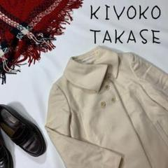 """Thumbnail of """"K.T KIYOKO TAKASE キヨコタカセ カシミヤ棍 日本製 M"""""""
