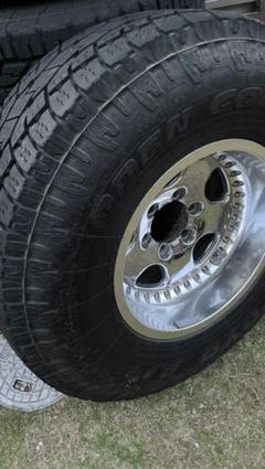 """Thumbnail of """"TOYO Open Country AT 285/75r16  2本"""""""