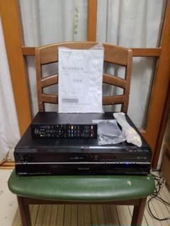 "Thumbnail of ""希少!取説付完動超美品!東芝VHS/HDD/DVDレコーダD-W255K"""