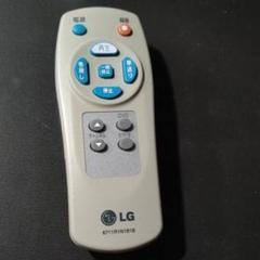 "Thumbnail of ""LG DVDレコーダー ミニリモコン"""