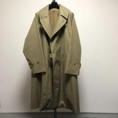 "Thumbnail of ""希少 18aw COMOLI Tielocken Coat カシミヤ混ライナー"""