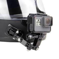 """Thumbnail of """"即買歓迎 アクションカメラ、GoPro用 ヘルメット マウント アゴ 顎"""""""