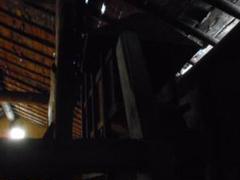 """Thumbnail of """"旧家の屋根裏整理してますと出てきました。かなり古い田で使う道具 レトロ"""""""