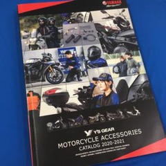 """Thumbnail of """"MOTORCYCLE ACCESSORIES カタログ 2020-2021"""""""
