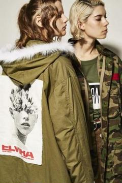 "Thumbnail of ""ELVIRA 2016AW/EXPLODE&RELORD M-51 PARKA"""