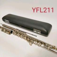 "Thumbnail of ""YAMAHA ヤマハ フルート YFL-211  Eメカ  全国送料無料!!"""
