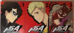 """Thumbnail of """"ペルソナ5 the animation Blu-ray 1~3巻"""""""