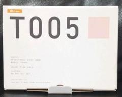 "Thumbnail of ""【新品】 東芝 T005 ピンクゴールド au"""