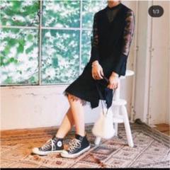"Thumbnail of ""todayful  sheer lace dress ドレス ワンピース"""