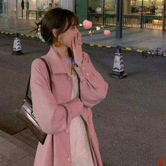 """Thumbnail of """"新☆ 秋のトレンチコートの新モデルは、丈の長いゆったりとした上着に女性の甘いF"""""""