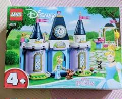 "Thumbnail of ""新品未使用 シンデレラ お城 ディズニー レゴ 4+ LEGO 43178"""