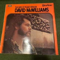 """Thumbnail of """"David McWilliams デイヴィッド マクウィリアムズ LP レコード"""""""