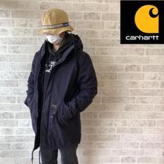 """Thumbnail of """"【クラシック】Carharttクラッシュパーカージャケット ネイビーM"""""""
