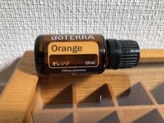 "Thumbnail of ""doTERRA ドテラ社エッセンシャルオイル〈オレンジ〉15ml 新品"""