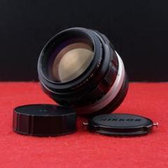 "Thumbnail of ""【希少銘玉】Nikon NIKKOR-H Auto 85mm F1.8"""