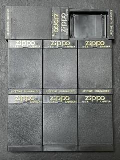 """Thumbnail of """"zippo プラケース 空箱 空き箱 8個"""""""