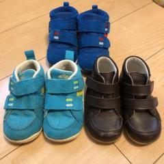 "Thumbnail of ""本日限定アシックス水色13.0ブルー14、アルカ革靴13.0"""