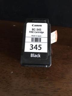 """Thumbnail of """"Canon BC-345(箱のみ開封、インク未使用)"""""""