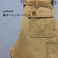 "Thumbnail of ""超希少!carhartt カーハート ペインター カーゴ パンツ刺繍タグ ワイド"""