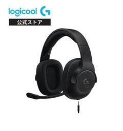 "Thumbnail of ""【新品】Logicool G ゲーミングヘッドセット 有線 G433BK"""