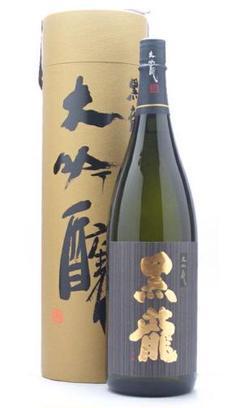 "Thumbnail of ""黒龍 大吟醸 日本酒 1800ml"""