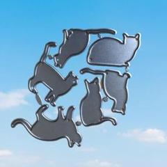 "Thumbnail of ""ネコ ねこ 猫 スクラップブッキング ダイ"""