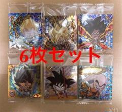 """Thumbnail of """"ドラゴンボール ウエハースシール 6枚セット"""""""