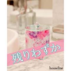 "Thumbnail of ""Rady♡トロピカルフラワーコットンケースピンクラベンダーマルチ小物入れ"""