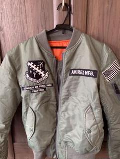 "Thumbnail of ""AVIREX MA-1 x-15 グリーン"""