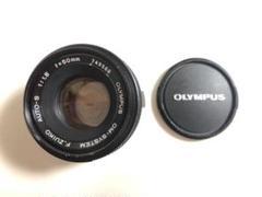 """Thumbnail of """"OLYMPUS ZUIKO 50mm F1.8(オールドレンズ)"""""""